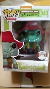 Funko POP Television Teenage Mutant Ninja Turtles Leatherhead Exclusive #543
