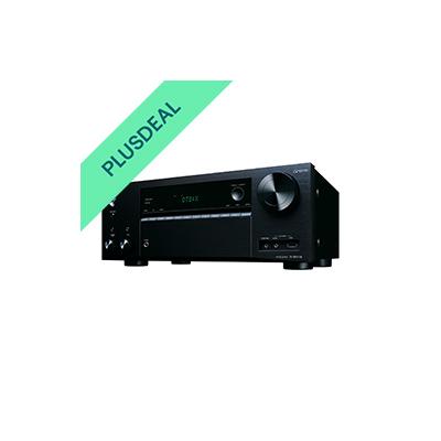 Onkyo TX-NR676E 7.2 AV Receiver Bluetooth Wi-Fi Multiroom Atmos DTS:X Schwarz