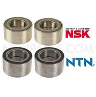 Mercedes W164 X164 W251 R63 Amg Pair Set Of 2 Front & Rear Wheel Bearings