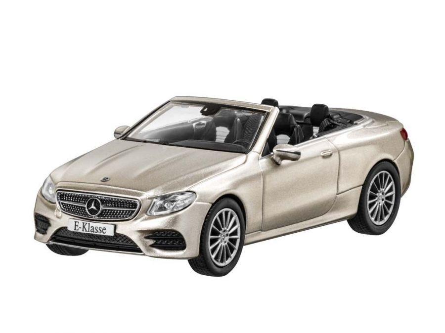 cómodo Original Mercedes-Benz Clase E, Cabrio - Coche a Escala - - - Serie A238 Aragonitsil  ¡no ser extrañado!