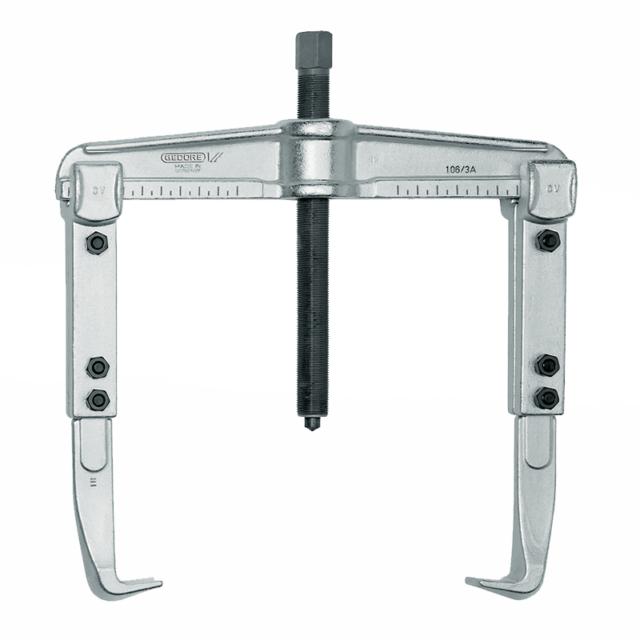 Rigid Legs with Leg Brake 250x115 mm 1957910 Hydraulic GEDORE 1.06//31-B-HSP2 Universal Puller 2-arm Pattern