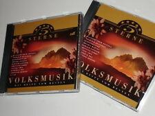 VOLKSMUSIK DAS BESTE VON BESTEN 2 CD S MIT HEINTJE SIMONS JANTJE SMIT BERGFEUER