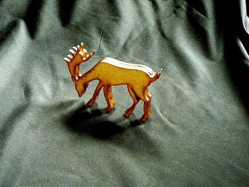 Lot de 4 ressorts 3D standing deer//cerf//renne//rudolf 75mm haut kit #RD03