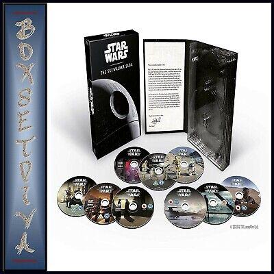 star wars the skywalker saga complete boxset movies 1 - 9