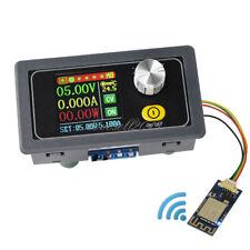 Xys3580 Dc Dc Wifi Adjustable Buck Boost Converter 5a Power Supply Module