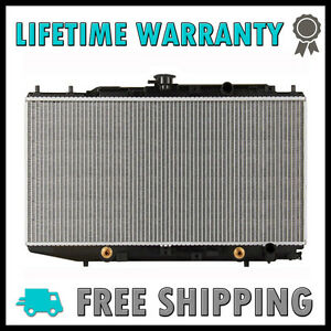 886-New-Radiator-for-Honda-Civic-amp-CRX-1988-1991-1-5-1-6-L4-Lifetime-Warranty