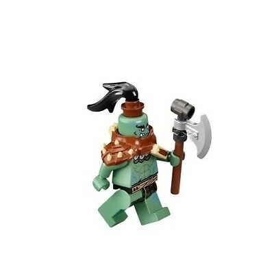 NEW LEGO Ninjago Murt Munce Warrior Minifigure 71722 Skull ...