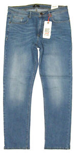 H-I-S-Herren-STRETCH-Jeans-Modell-STANTON-Randy-9117-BAY-BLUE-WASH-NEU