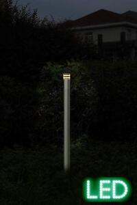 LED-Stehleuchte-Standleuchte-Wegeleuchte-Gartenleuchte-Wegelampe-Pollerleuchte