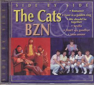 The-Cats-BZN-Side-By-Side-cd-album
