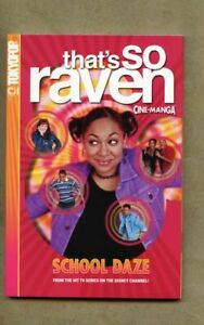 GN-TPB-That-039-s-So-Raven-Volume-1-School-Daze-2004-nm-9-2-TokyoPop-Cine-Magic