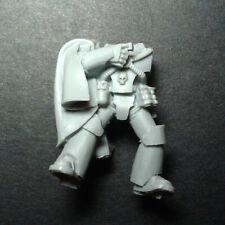 *BITS* 5x Space Marine Assault Squad Head A