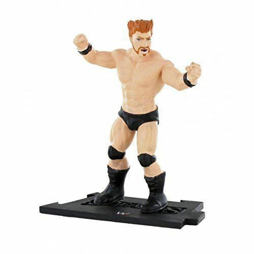 WWE Wrestling Sheamus Comansi Mini Figure 7.5cm