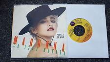 Madonna - La isla bonita  US 7'' Single RADIO COPY