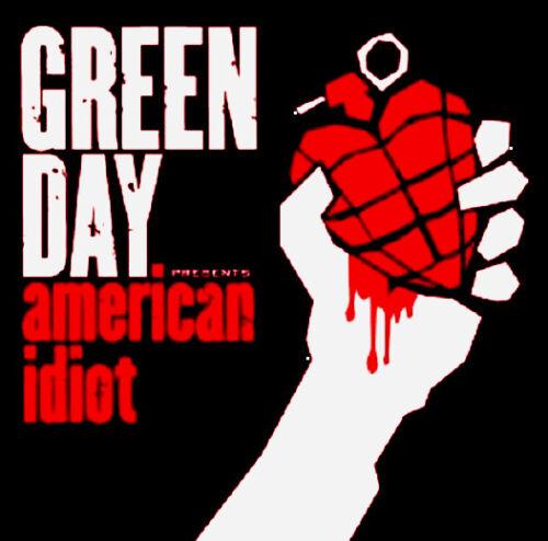 1 of 1 - GREEN DAY AMERICAN IDIOT CD Album MINT/MINT/MINT *