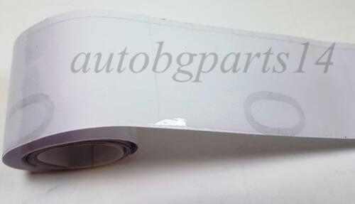 1x TRANSPARENT Lens Repair Tape Adhesive Side Indicator Lamp Light Lens Glass