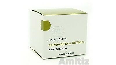 HL HOLY LAND Alpha Beta Brightening Mask with Retinol 50ml / 1.7oz