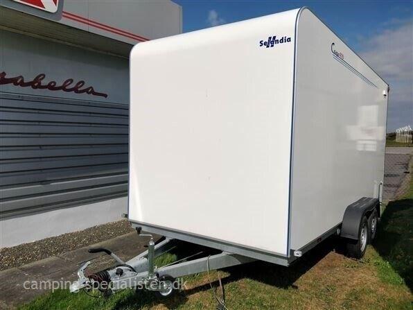 Trailer, Selandia Cargo trailer 470 TFR, lastevne (kg):