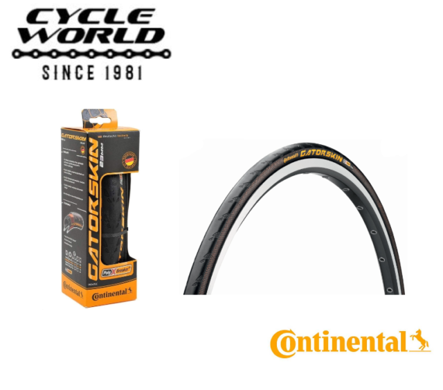 Continental Gatorskin 700 x 23C Bicycle Tyre for sale online