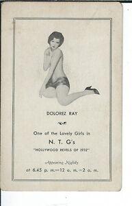 AY-129-1932-Risque-Advertising-Postcard-Hollywood-California-Delorez-Ray