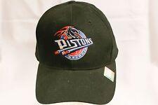 Detroit Pistons VINTAGE Black Adjustable Hat