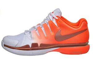 be74b1c14787 Nike Zoom Vapor 9.5 Tour Tennis Shoes 631475-800 Total Crimson ...