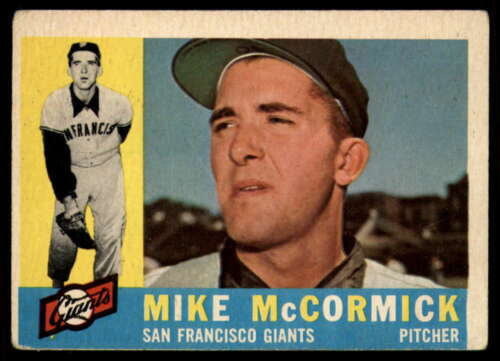 Pick your card. #572 Complete your set 1960 Topps Baseball #480