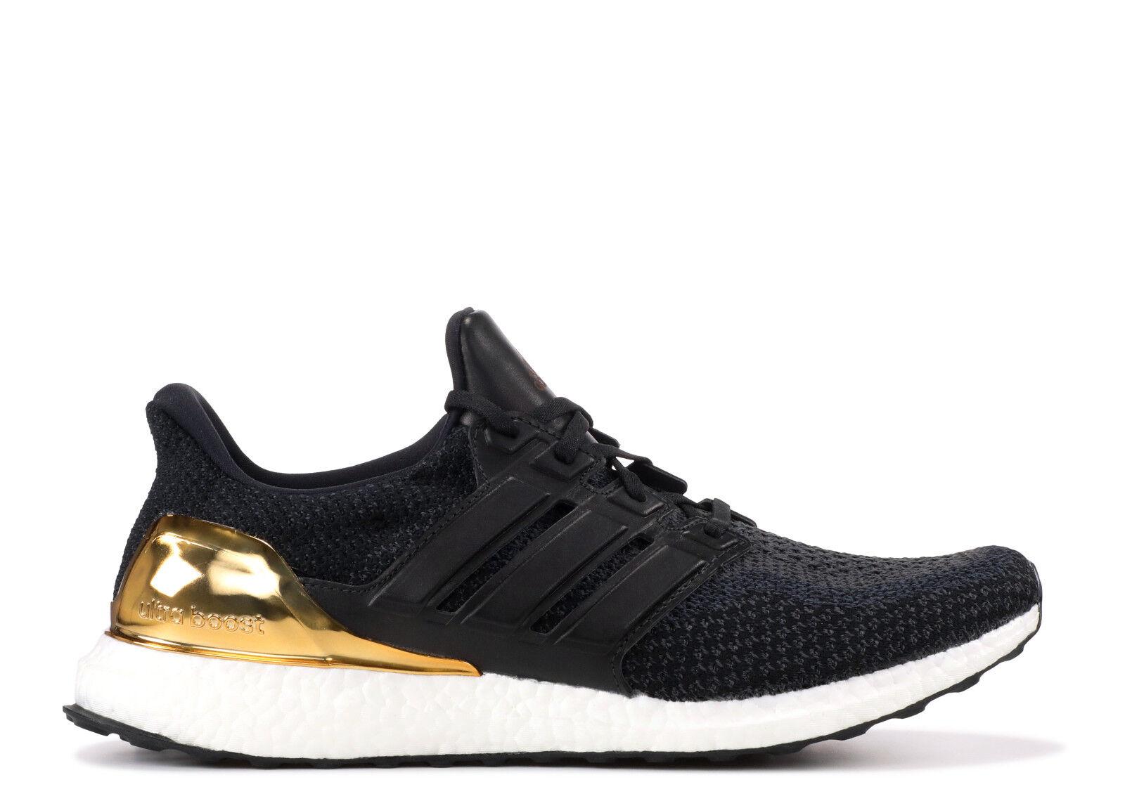 Nuevas Adidas Ultra Boost Ltd Olímpicos medalla de oro BB3929 Ultraboost Cuero