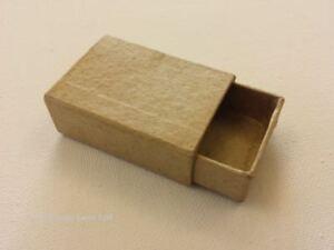 Petit Boite D Allumettes Uni Carton Assorti Boite Craft