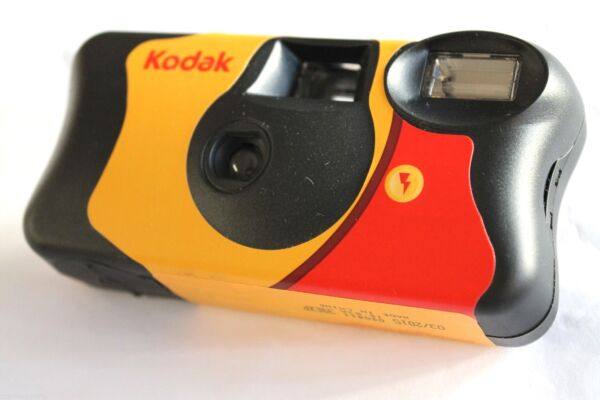 10 Appareil Photo Jetable Kodak Fun Flash Per 2016 Prix ! 27 + 12 = 390 Vues