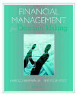 Financial Management for Decision Making by Harold Bierman, Seymour Smidt (Paperback, 1986)