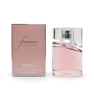 Hugo Boss Femme 75 ml women EDP Perfume