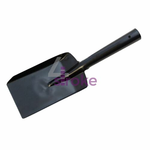 100 mm Strong Steel Fireplace Fire place Stove Ash Cleaning Coal Shovel