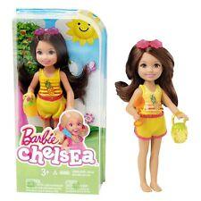 Barbie - Familie Puppe Chelsea und Freunde - Strand-Spaß mit Madison