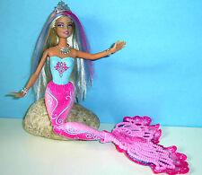 %***Original Farb-Zauber-Barbie*Meerjungfrau*Gelenkig***%