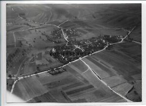 ZZ-4489/ Junkersdorf b. Königsberg  Foto seltenes Luftbild ca.1938 18 x 13 cm