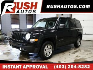2015 Jeep Patriot North  $79 Bi-Weekly