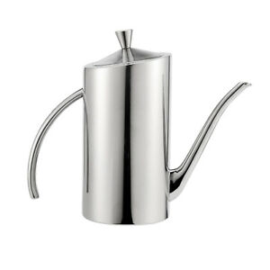 500ml Oil Dispenser Stainless Steel Olive Oil Can Drizzler Drip