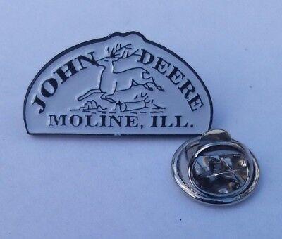 Agriculture/farming Business, Office & Industrial Rare Pin Badge John Deere Tractor #4 100% Original