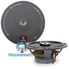 "FOCAL 165CA1 NEW 6.5"" 2 WAY ALUMINUM TWEETERS COAXIAL SPEAKERS CAR AUDIO 165 CA1"