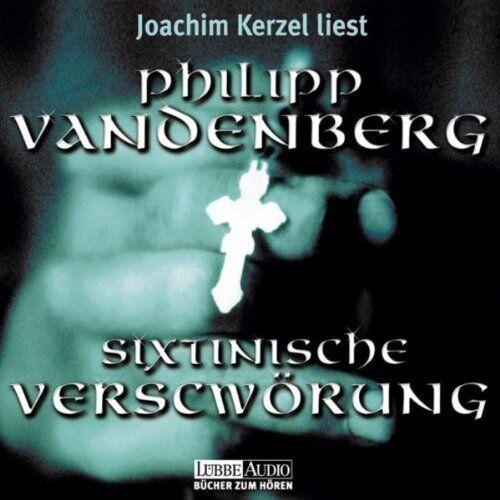 1 von 1 - Philipp Vandenberg Sixtinische Verschwörung (Leser: Joachim Kerzel) [3 CD]