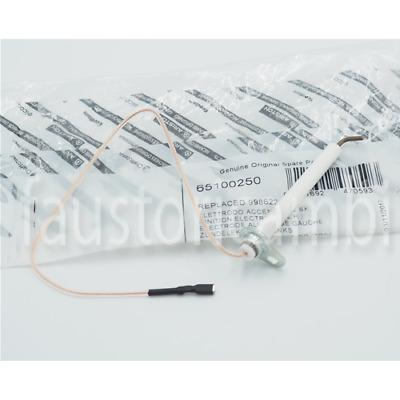 ELETTRODO DI ACCENSIONE SINISTRO ARISTON 65100250 CALDAIA SIMAT T2 23 MFFI