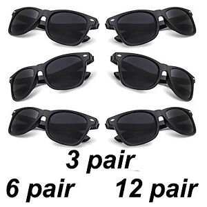 lot sunglasses wholesale dark lens frame retro vintage Vintage style men women