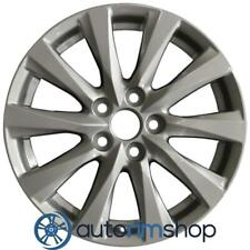 New 17 Replacement Rim For Toyota Camry 2018 2019 Wheel Silver Fits Camry