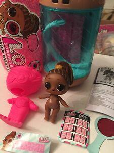 Lol Surprise Doll Under Wraps Wave 2 Fierce Color Changer Ebay