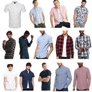 Camisa-de-Superdry-estilos-surtidos