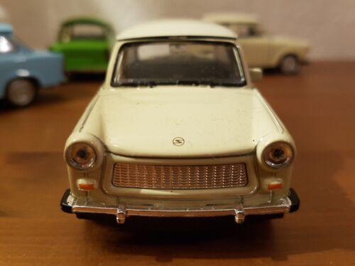 Farben Trabbi Trabant NEU Originalgetreu 11 cm div Autos & Lkw