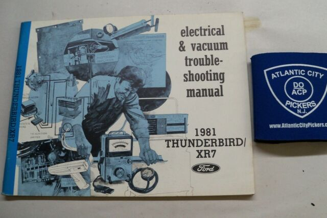 1981 Ford Thunderbird Xr7 Electrical Wiring Diagrams