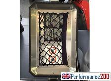 Cargo net for side case of BMW R1200GS Adventure GSA (Touratech)