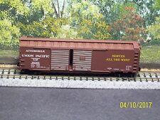 MTL MICRO-TRAINS N SCALE #78030 50' AUTO BOX DBL. SIDE DOORS END DOOR UP #161100